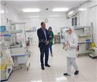 وكيل صحة القليوبية يتفقد وحدات طب الأسرة ومستشفى شبين القناطر المركزي