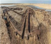 بدء أعمال حفائر الإنقاذ لموقع أثري بشمال سيناء