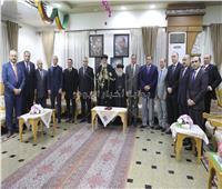 صور  البابا تواضروس من سوهاج: «وحدة المصريين مستمرة إلى الأبد»