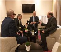 سفير مصر في ألمانيا: القاهرة نجحت في حشد الدول الكبرى لحل الأزمة الليبية بالطرق السياسية