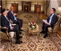 الليلة.. رئيسا مجلس النواب المصري والليبي ضيفا خالد أبو بكر فى «كل يوم»