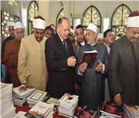 محافظ أسيوط يفتتح معرض كتاب اليوم الواحد بمسجد عمر مكرم