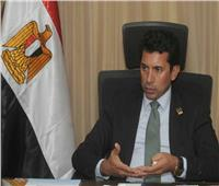 وزير الرياضة في بطولة الصيد للبراعم: الدولة تشجع أفكار لبناء الناشئين