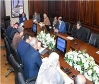 محافظ الإسكندرية يوجه بسرعة إنهاء ملف تقنين أراضي أملاك الدولة
