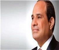 السيسي وميركل يتفقان على رفض التدخلات غير المشروعة في الشأن الليبي