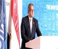 «العناني» يكشف عن خطة وزارة السياحة والآثار لعام 2020