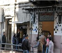 الضحايا كانوا على المقهى.. 5 قرارات للنيابة في واقعة انهيار عقار الإسكندرية