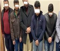 الأمن العام يضبط عصابتين لسرقة السيارات والدراجات النارية في دمياط