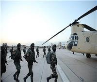 المناورة «قادر 2020»| القوات الجوية تعيد تمركز طائراتها وتستهدف بؤرًا إرهابية