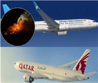صحيفة سعودية توضح «كيف نجت طائرة ركاب قطرية من السقوط بصاروخ إيراني؟»
