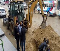 محافظ سيناء: حلول عاجلة لحل شكاوي المواطنين بمدينة العريش