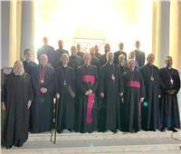 مجلس البطاركة والأساقفة الكاثوليك بمصر يعقد اجتماعه الدوري