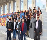 المجتمعات العمرانية: إجراء قرعة البطولة الرياضية للمدن الجديدة ٢٠٢٠ بالسادات