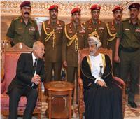أمين عام الجامعة العربية يقدم واجب العزاء في وفاة السلطان قابوس