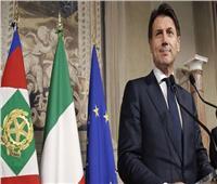 رئيس وزراء إيطاليا يغادر القاهرة بعد لقاء الرئيس عبد الفتاح السيسي