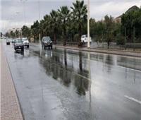 هطول أمطار خفيفة على المدن الساحلية بشمال سيناء