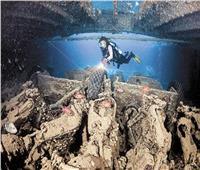 الرعب الممتع.. رحلة إلى التاريخ في أعماق مياه البحر الأحمر
