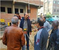 رئيس مياه الشرب: «انتهاء مشكلة الصرف خلف مبنى محافظة الإسماعيلية منتصف مارس»