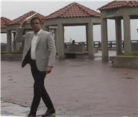 أمطار رعدية بالإسكندرية بالتزامن مع «نوة الفيضة الكبرى»