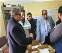 رئيس فرع الرقابة الإدارية بكفر الشيخ يقود حملة لتفقد المرافق الخدمية