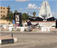 هيئة قناة السويس تُجدد ميدان الأبنودي في الإسماعيلية