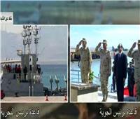فيديو  نصر سالم يكشف الأهمية الإستراتيجية لـ«قاعدة برنيس العسكرية»