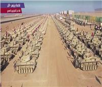 أبرز 9 مشاهد خلال افتتاح قاعدة «برنيس العسكرية»