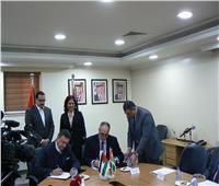 اتفاقية لزيادة الطاقة الكهربائية المصدرة من الأردن إلى فلسطين