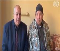 انفراد| أول ظهور للشيخ الطبلاوي بعد شائعة وفاته .. فيديو