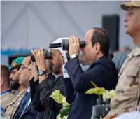السيسي يوجه رسالة خاصة للقوات المسلحة بعد افتتاح «برنيس العسكرية»