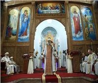 البابا تواضروس: جهود رجال الشرطة والجيش وراء نجاح زيارتي لسوهاج