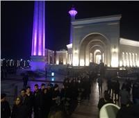 «مدبولي» وعدد كبير من الوزراء والشخصيات العامة والفنانين في عزاء نجل مايا مرسي