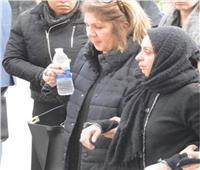 وفد من مشيخة الأزهر يعزي د.مايا مرسي في وفاة نجلها