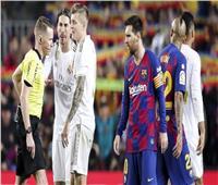 رابطة الدوري الإسباني تعلن موعد الكلاسيكو بين ريال مدريد وبرشلونة