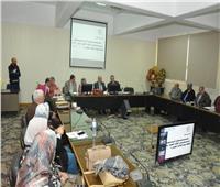 رئيس جامعة أسيوط يوجه بتعديل اللوائح الدراسية لكلية الطب