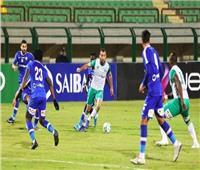 المصري يتعادل مع أسوان بصعوبة في مباراة ضربات الجزاء