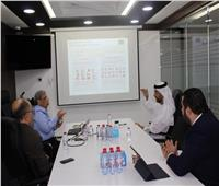 """""""الخوري"""": مشروع مؤشر الاقتصاد الرقمي يهدف لمساعدة صانع القرار بالدول العربية"""