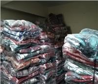 حي البساتين يوزع 400 بطانية ضمن مبادرة «شتاء دافئ»