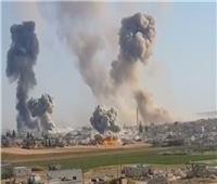 روسيا تنفي قصف أهداف مدنية في إدلب بسوريا