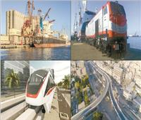 تحسين جودة الطرق وطفرة بالسكة الحديد.. «شرايين التنمية» تفتح أبواب الاستثمار والبناء