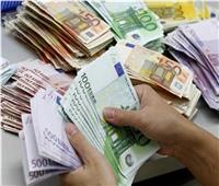 أسعار العملات الأجنبية بالبنوك.. واليورو يسجل 17.61 جنيه