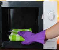 «نصائح مجربة».. طريقة التخلص من رائحة الميكروويف