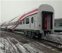 أول فيديو لاختبار المسير الأول للقطارات الروسية القادمة لمصر