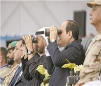 «برنيس» العسكرية| الصحف العربية: مصر هى السند.. والإعلام الإسرائيلي: الجيش المصري أصبح «وحشا»