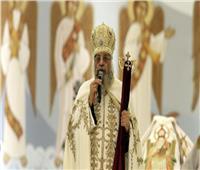 البابا تواضروس يصلي قداس عيد الغطاس بكاتدرائية الإسكندرية