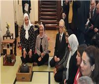 السر في «الشاي».. اليابان تكرم مصريًا وتمنحه شهادة تقدير