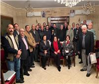 المجلس الرعوي الإيبارشي يعقد اجتماعه الدوري