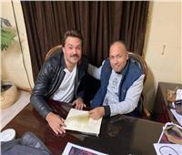 إسلام أسامة يتعاقد على «حفلة ٩» مع غادة عبدالرازق وطارق لطفي