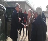 محافظ القليوبية يتفقد محطة معالجة الصرف الصحي بقرية طنان
