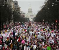 بالصور| مسيرات نسائية ضد ترامب في أماكن متفرقة بأمريكا
